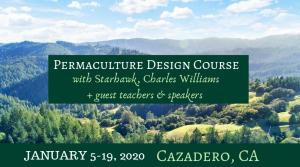 Permaculture Design Course - January 2020 @ Black Mountain Retreat Center