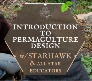 Introduction to Permaculture Design @ Earth Activists Online