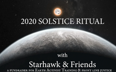 In Gratitude to Our 2020 Solstice Participants