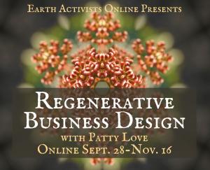 Regenerative Business Design 2.0 @ Earth Activists Online