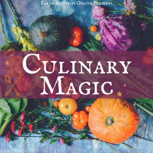 Culinary Magic with Chef Carin McKay & guest chef Starhawk